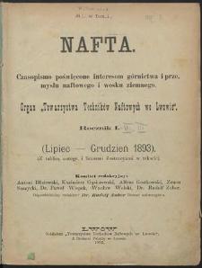 Nafta 1893
