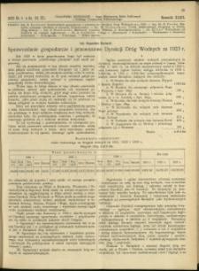 Czasopismo Techniczne : 1925 : nr 5