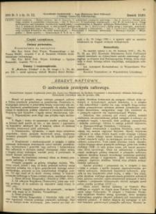Czasopismo Techniczne : 1925 : nr 6