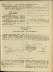 Czasopismo Techniczne : 1925 : nr 8
