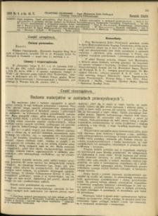 Czasopismo Techniczne : 1925 : nr 9