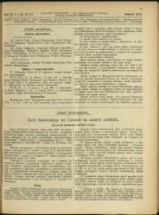 Czasopismo Techniczne : 1924 : nr 5