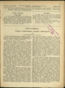 Czasopismo Techniczne : 1924 : nr 6