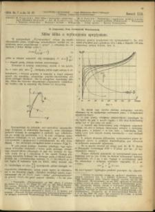 Czasopismo Techniczne : 1924 : nr 7