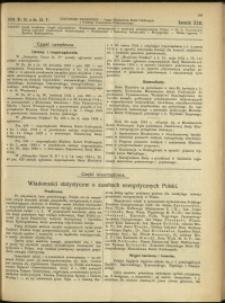 Czasopismo Techniczne : 1924 : nr 10