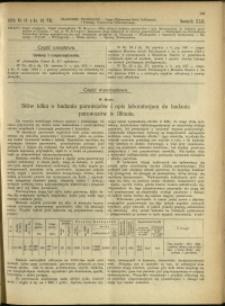 Czasopismo Techniczne : 1924 : nr 13