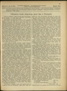 Czasopismo Techniczne : 1924 : nr 16