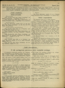 Czasopismo Techniczne : 1924 : nr 18