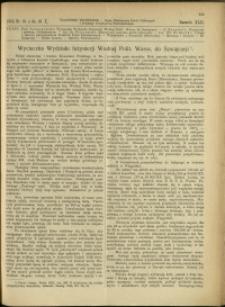 Czasopismo Techniczne : 1924 : nr 19
