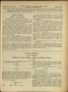 Czasopismo Techniczne : 1924 : nr 21