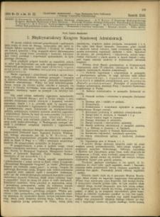 Czasopismo Techniczne : 1924 : nr 22