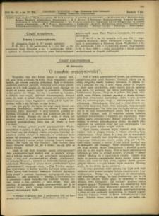 Czasopismo Techniczne : 1924 : nr 23