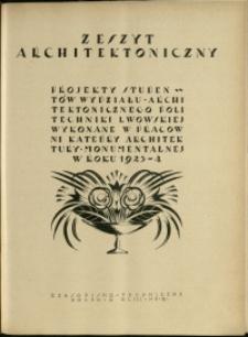 Czasopismo Techniczne : 1925 : nr 11