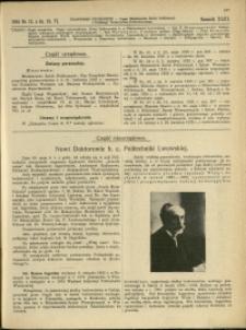 Czasopismo Techniczne : 1925 : nr 12