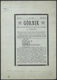 Górnik 1882 : z. 2