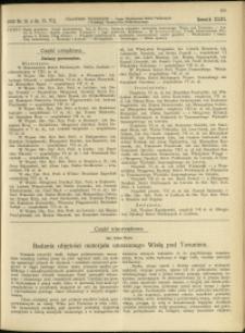 Czasopismo Techniczne : 1925 : nr 14