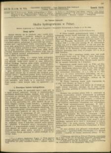 Czasopismo Techniczne : 1925 : nr 15