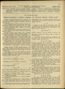 Czasopismo Techniczne : 1925 : nr 16