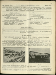 Czasopismo Techniczne : 1926 : nr 4