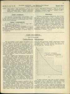 Czasopismo Techniczne : 1926 : nr 6