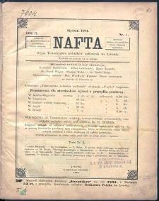 Nafta 1894