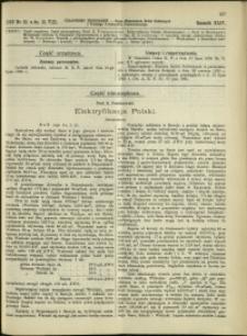 Czasopismo Techniczne : 1926 : nr 15
