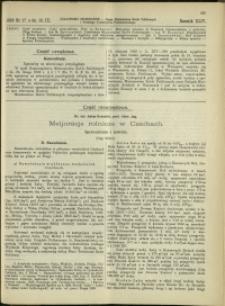 Czasopismo Techniczne : 1926 : nr 17