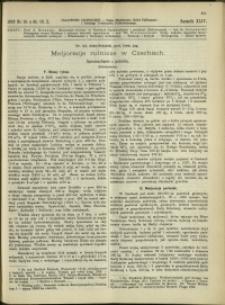 Czasopismo Techniczne : 1926 : nr 19