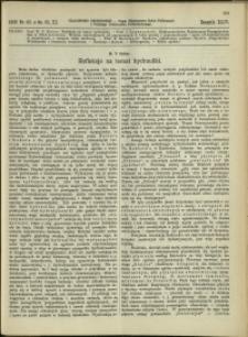 Czasopismo Techniczne : 1926 : nr 22