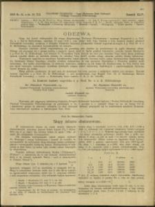 Czasopismo Techniczne : 1926 : nr 24