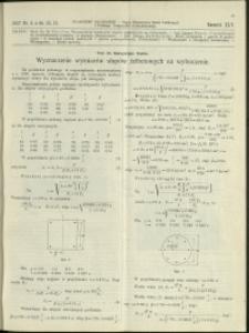 Czasopismo Techniczne : 1927 : nr 4