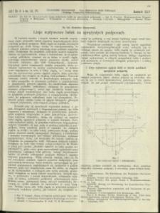 Czasopismo Techniczne : 1927 : nr 8