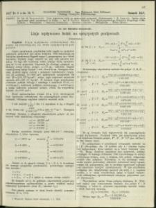 Czasopismo Techniczne : 1927 : nr 9