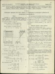 Czasopismo Techniczne : 1927 : nr 10