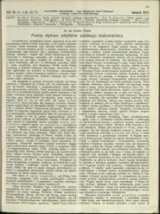 Czasopismo Techniczne : 1927 : nr 11