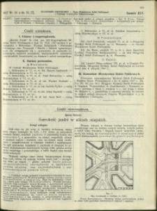 Czasopismo Techniczne : 1927 : nr 18