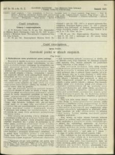 Czasopismo Techniczne : 1927 : nr 20