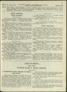 Czasopismo Techniczne : 1927 : nr 22