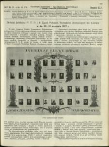 Czasopismo Techniczne : 1927 : nr 23