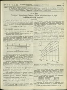Czasopismo Techniczne : 1927 : nr 24