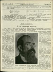 Czasopismo Techniczne : 1929 : nr 6