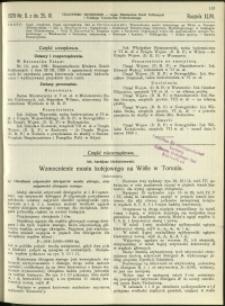 Czasopismo Techniczne : 1929 : nr 8