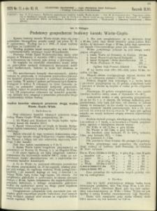 Czasopismo Techniczne : 1929 : nr 11