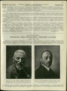 Czasopismo Techniczne : 1929 : nr 12