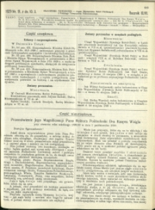 Czasopismo Techniczne : 1929 : nr 19