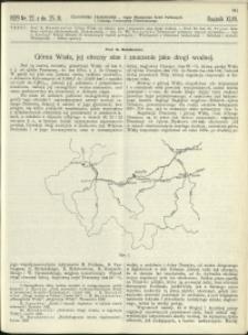 Czasopismo Techniczne : 1929 : nr 22