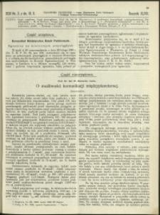 Czasopismo Techniczne : 1930 : nr 3