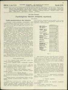 Czasopismo Techniczne : 1930 : nr 5