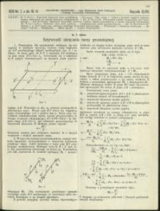Czasopismo Techniczne : 1930 : nr 7