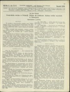 Czasopismo Techniczne : 1930 : nr 8